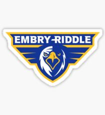 Embry-Riddle Aeronautical University Sticker