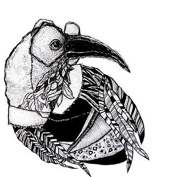 Raven by Kuhtina