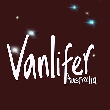 Vanlifer Australia - choose your colour! by colinsart