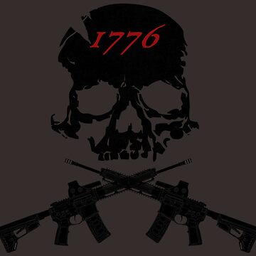 1776 Skulls  by Patriot76