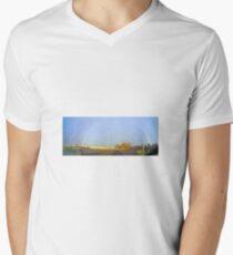 #1 Somewhere Over The Rainbow V-Neck T-Shirt