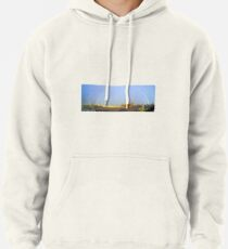 #1 Somewhere Over The Rainbow Pullover Hoodie