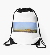 #1 Somewhere Over The Rainbow Drawstring Bag