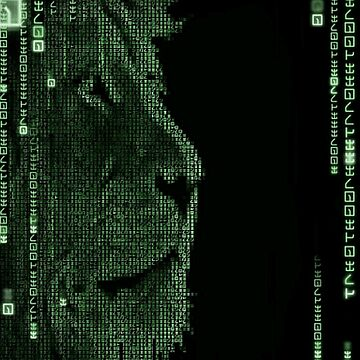 The Matrix Lion by lilbudscorner