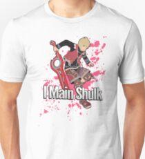 I Main Shulk - Super Smash Bros. T-Shirt