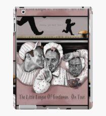 The Little League On Tour! iPad Case/Skin