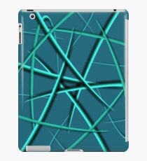 STICK FIGURE FACTOR iPad Case/Skin