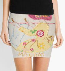 Monday  Morning Bonnet Lady Mini Skirt