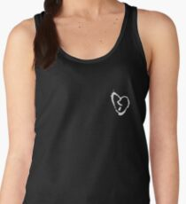 xxxtentacion broken heart symbol Women's Tank Top