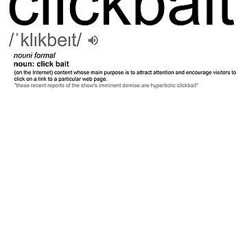 Clickbait  by creatheart