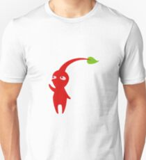 Red Pikmin Unisex T-Shirt