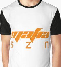 MafiaSZN orange Graphic T-Shirt