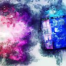 DWT - watercolor - light background by artyfarts