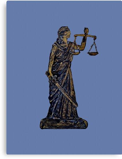Lady Justice 71218 by mandalafractal