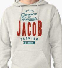 Jacob Tees, Long Sleeves & Hoodies.  Pullover Hoodie