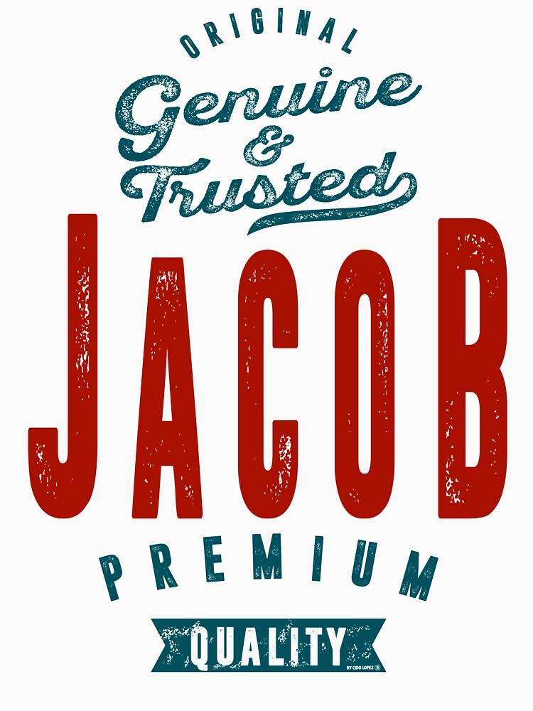 Jacob Tees, Long Sleeves & Hoodies.  by alececonello