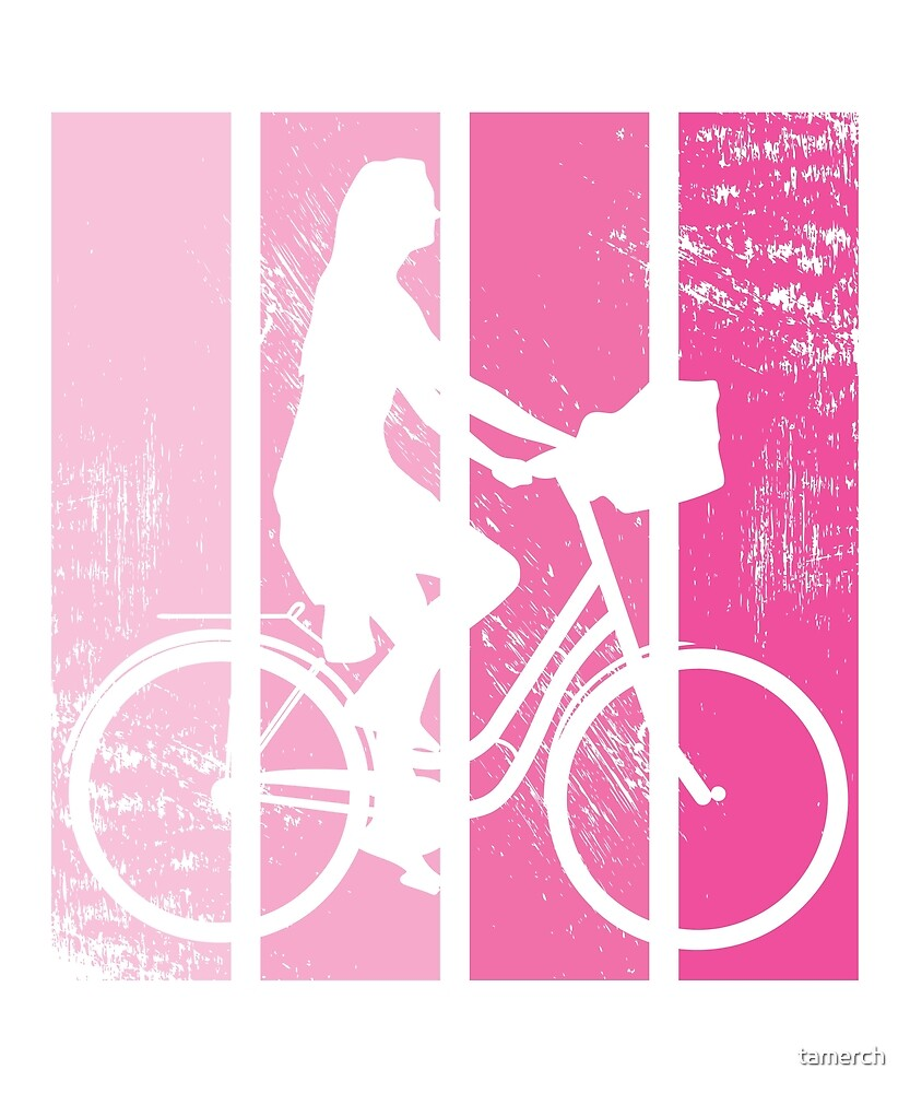 Women's Bike Bike Bicycle by tamerch