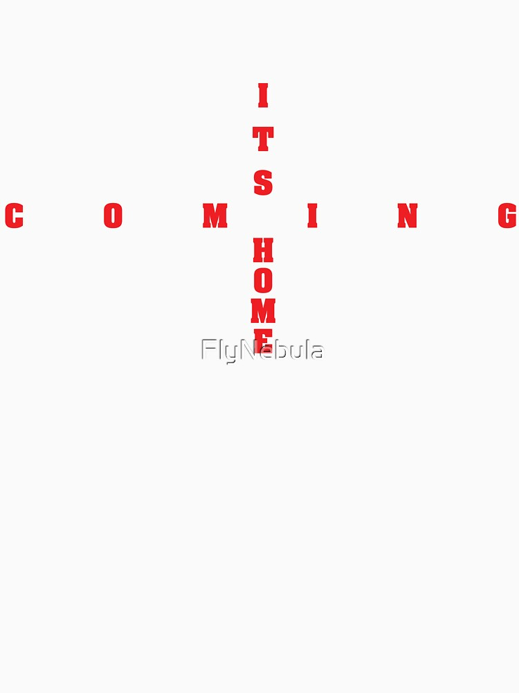 It's Coming Home Flag by FlyNebula