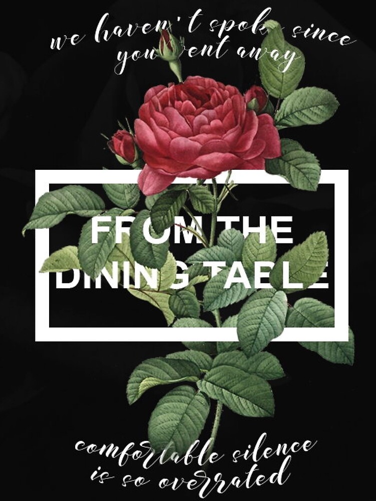 Harry Styles from the dining table lyrics  by Shopbyam