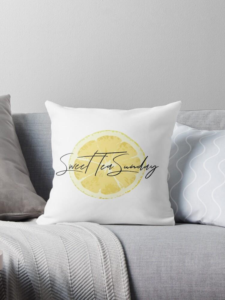 Sweet Tea Sunday Logo  by Sweeteasunday