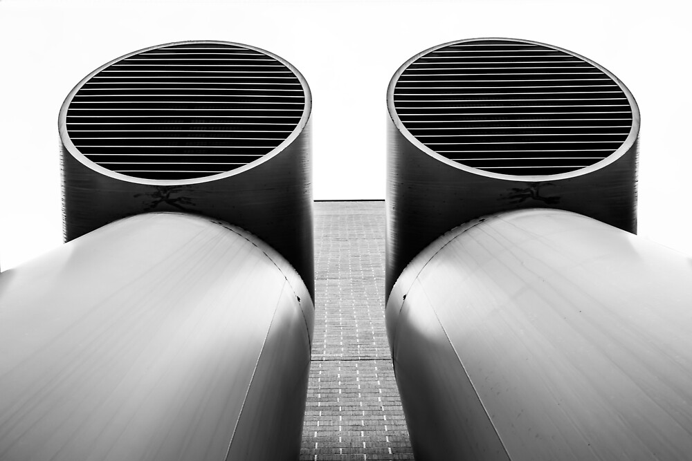 Air - Duct - Pipe by Fabian Guggenbühl