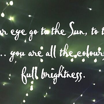 All The Bright Places Finch Quote by jr4599