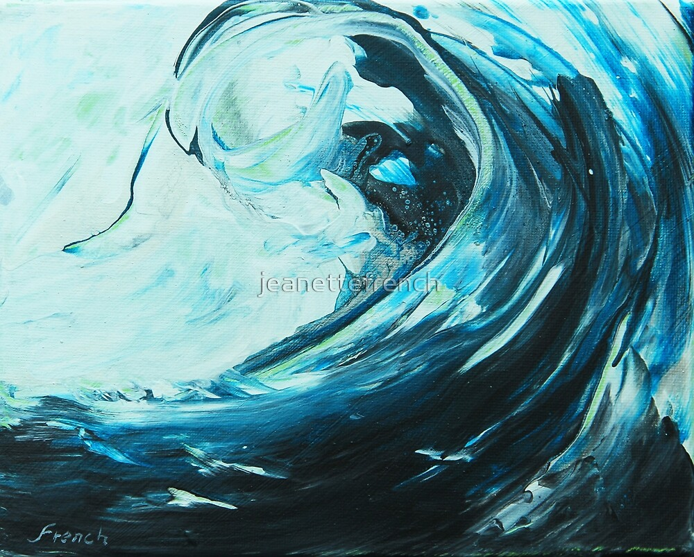 Power Wave by jeanettefrench