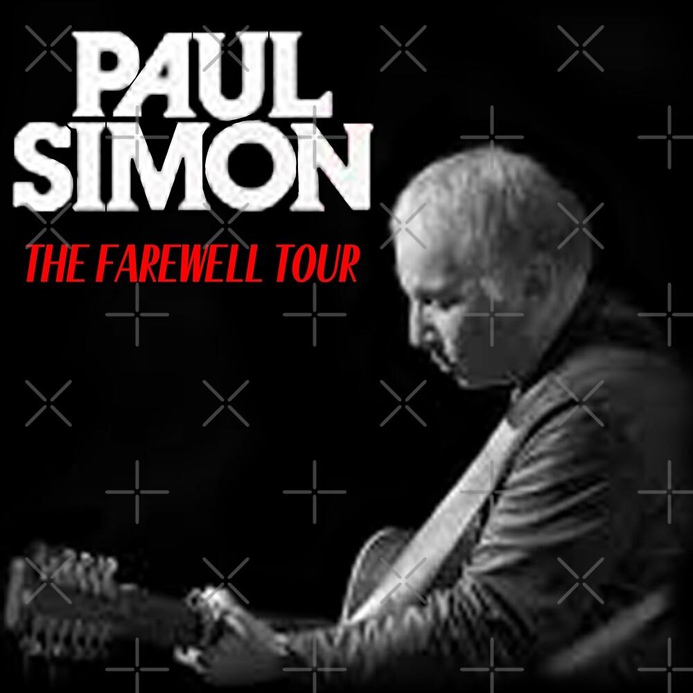 Paul Simon The Farewell tour Band Music by yosephinenora