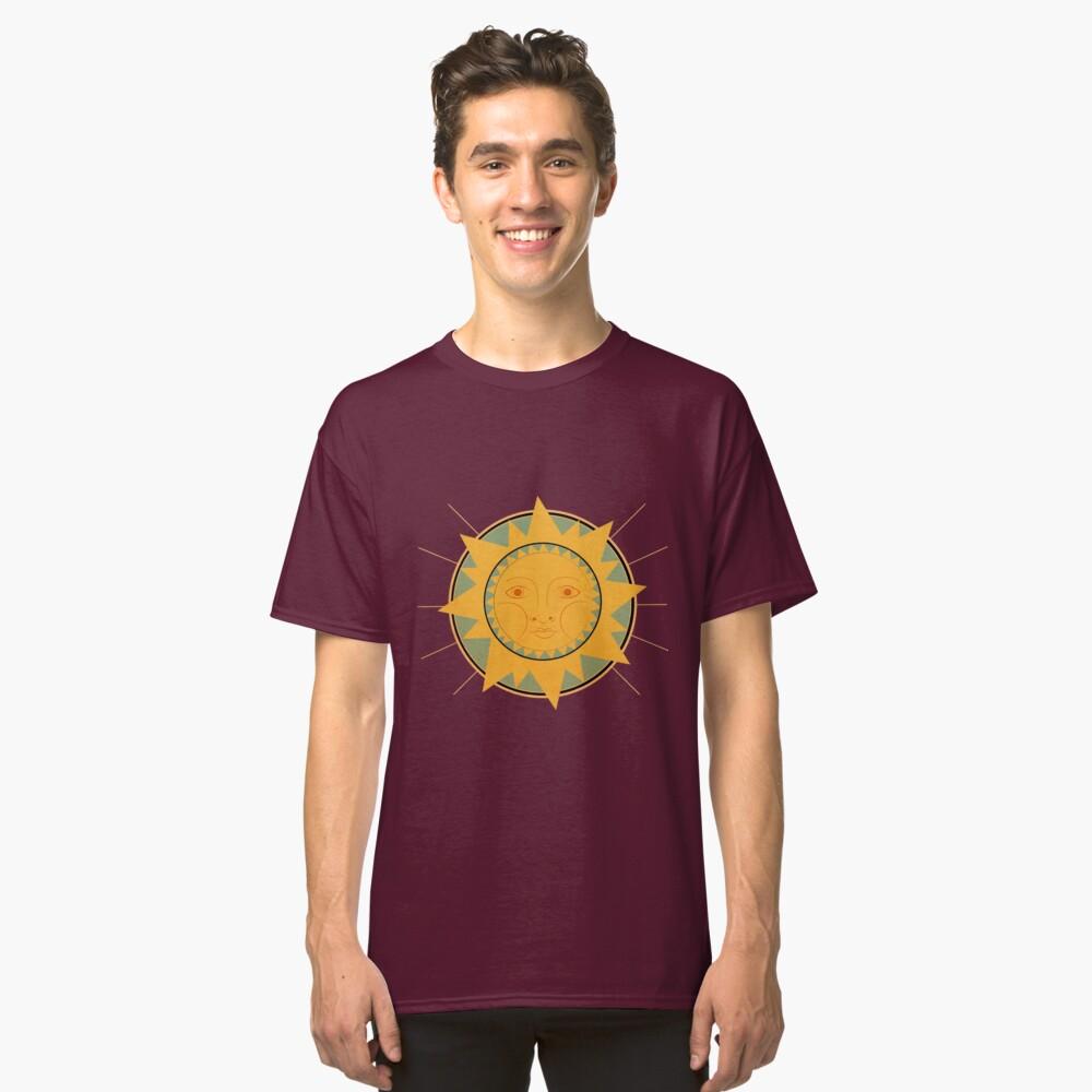 Sun 70s Classic T-Shirt Front