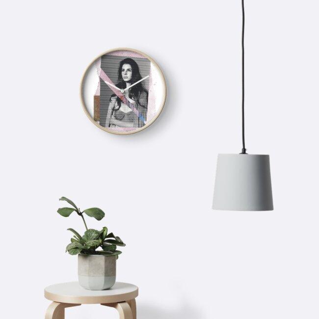 Lana Del Rey collage by dobaxdesign