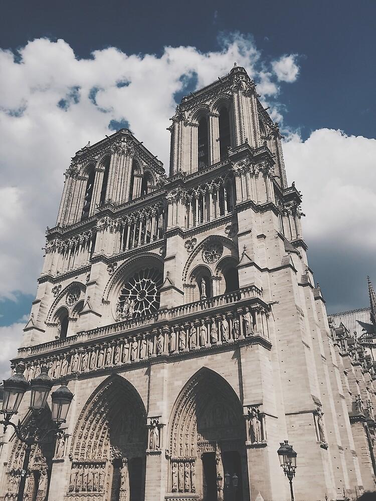 Notre Dame by ParisLondonRome