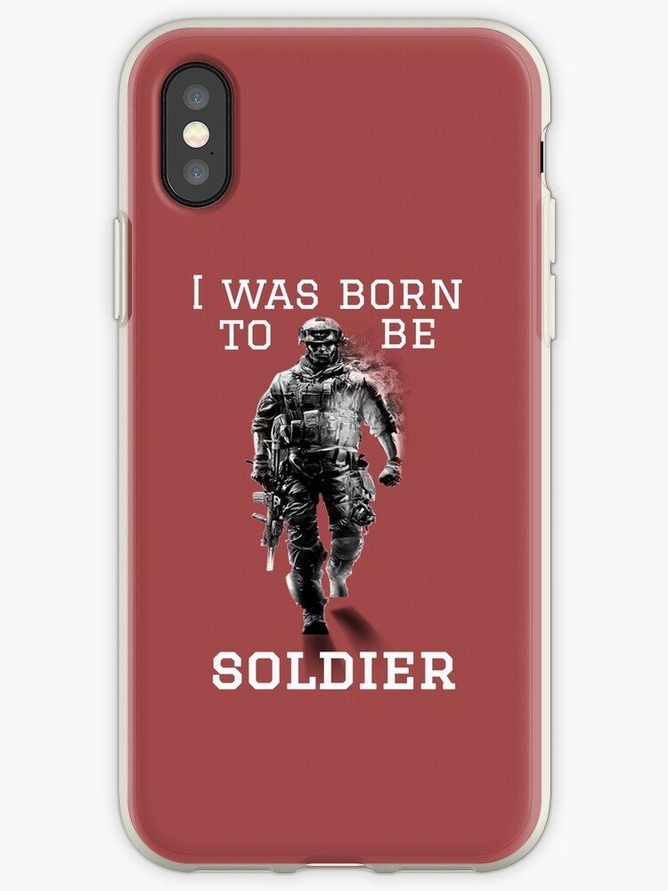 SOLDIER - I WAS BORN by Candice68