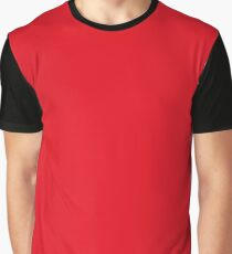 Red Swagger Graphic T-Shirt