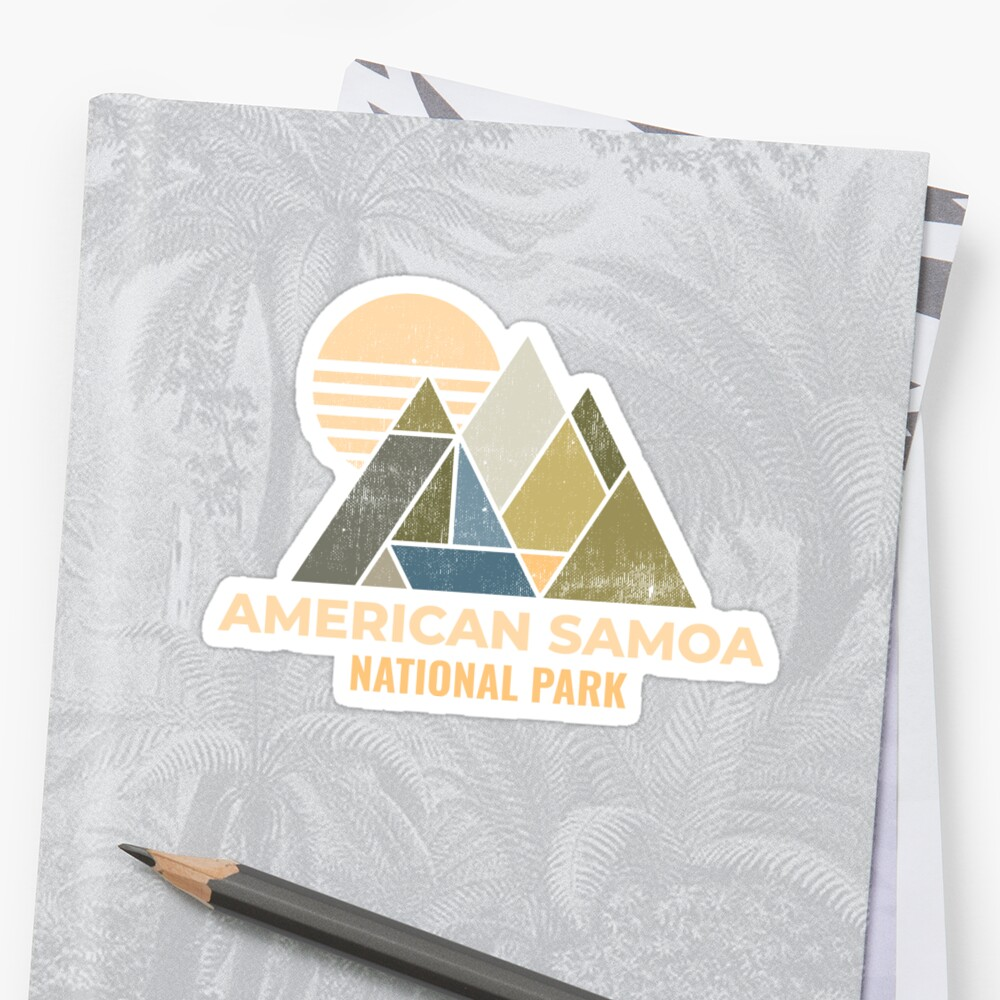 American Samoa Distressed by NationalParksCo