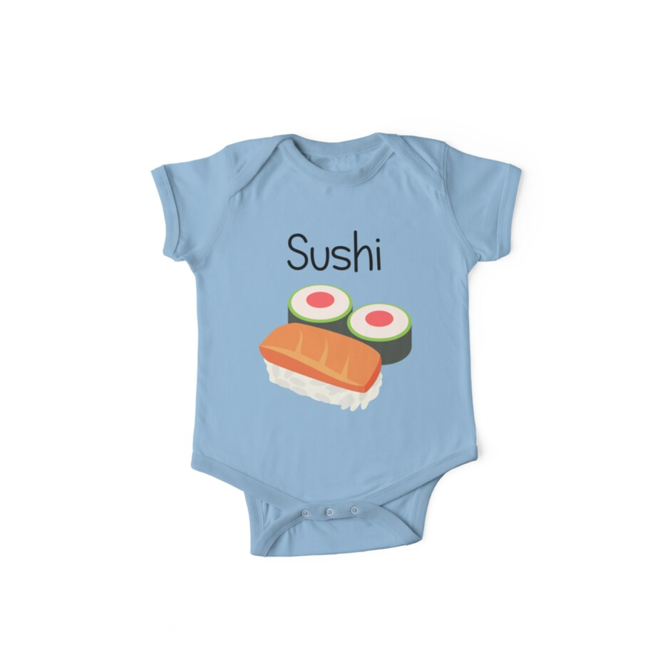 Sushi Face by EclecticWarrior