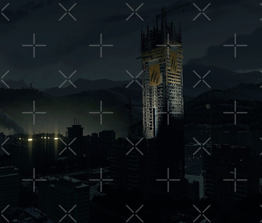Rais' Tower - Dying Light by Tokyo Turps