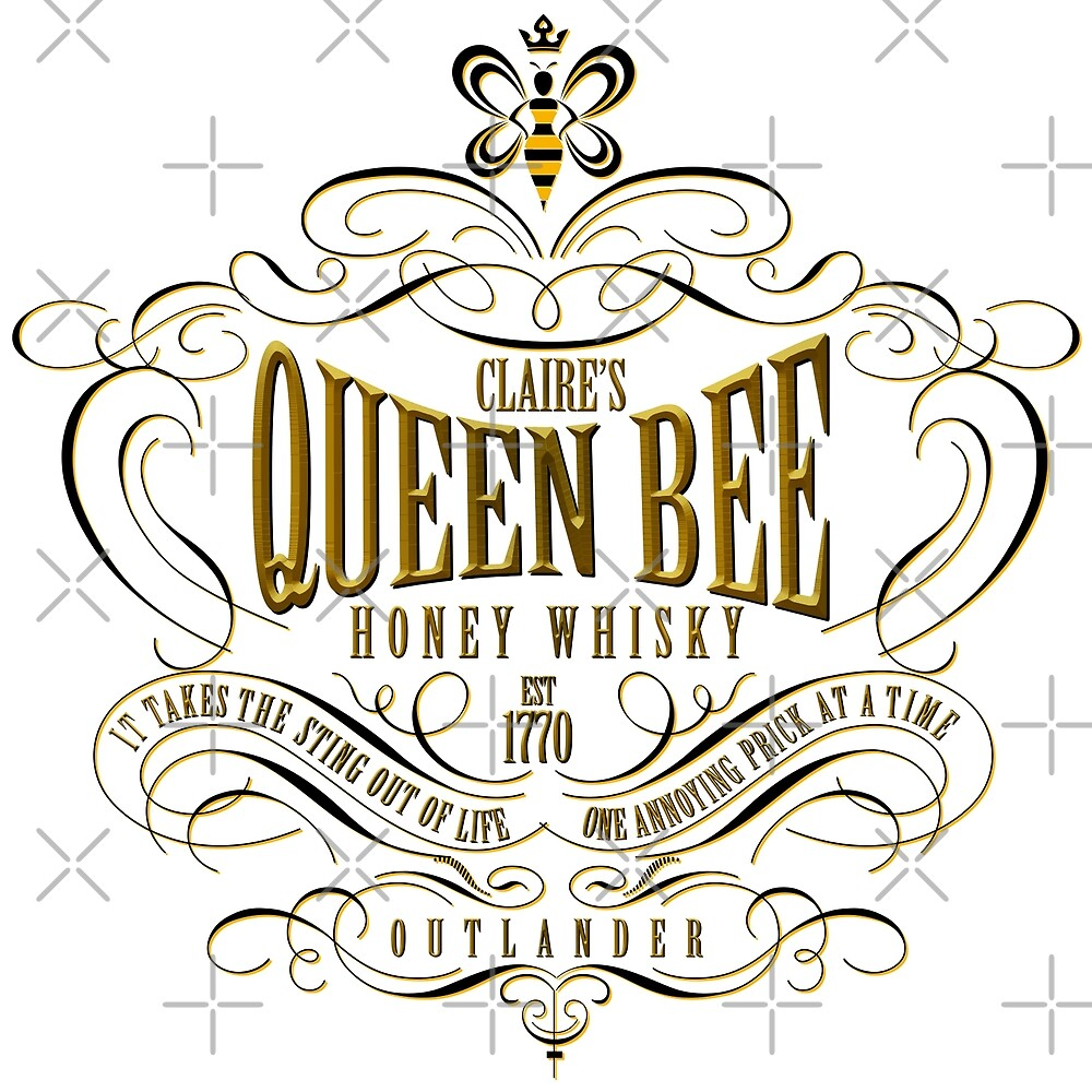 Claire's Queen Bee Whisky by Loverdove