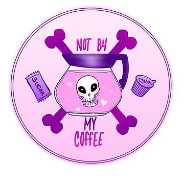 Before my coffee  by TitiJuri