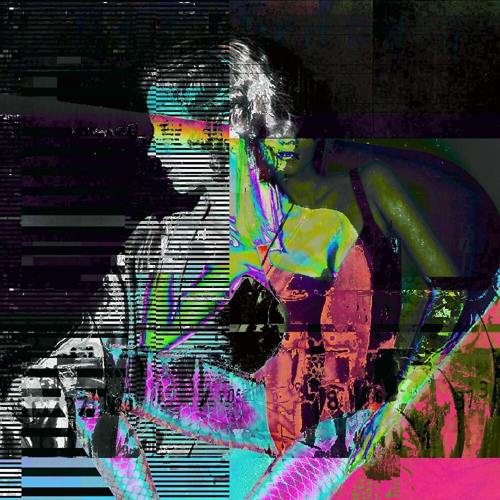 rainblow blonde 373 by Joshua Bell