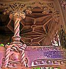 QR Column by terezadelpilar ~ art & architecture