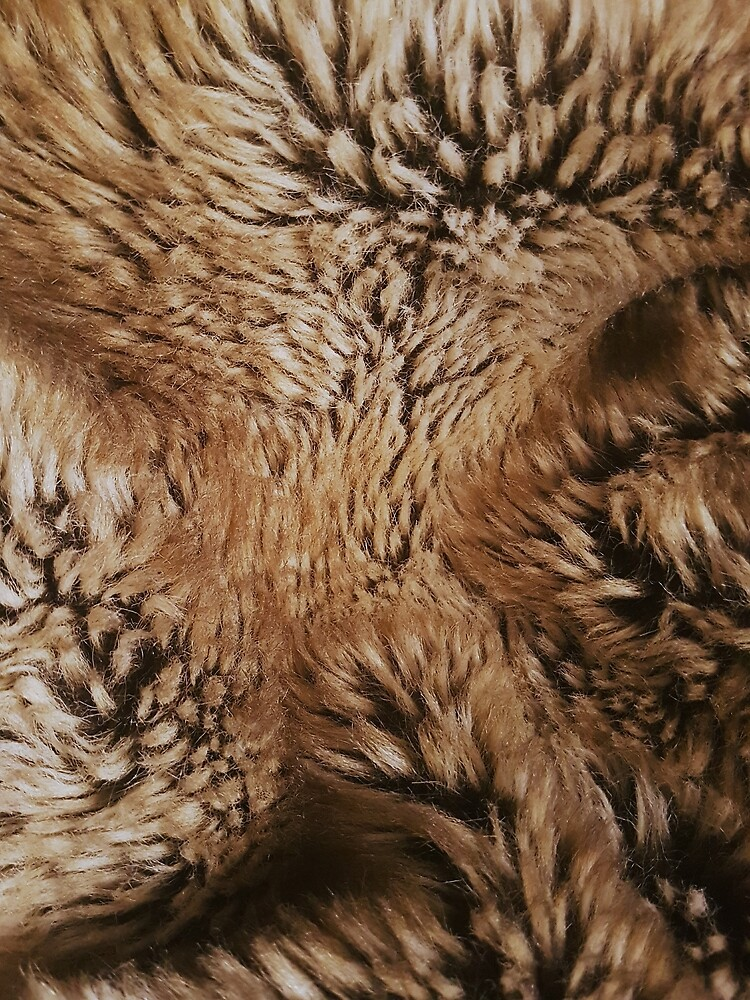 Faux Fur Texture by luvthrift