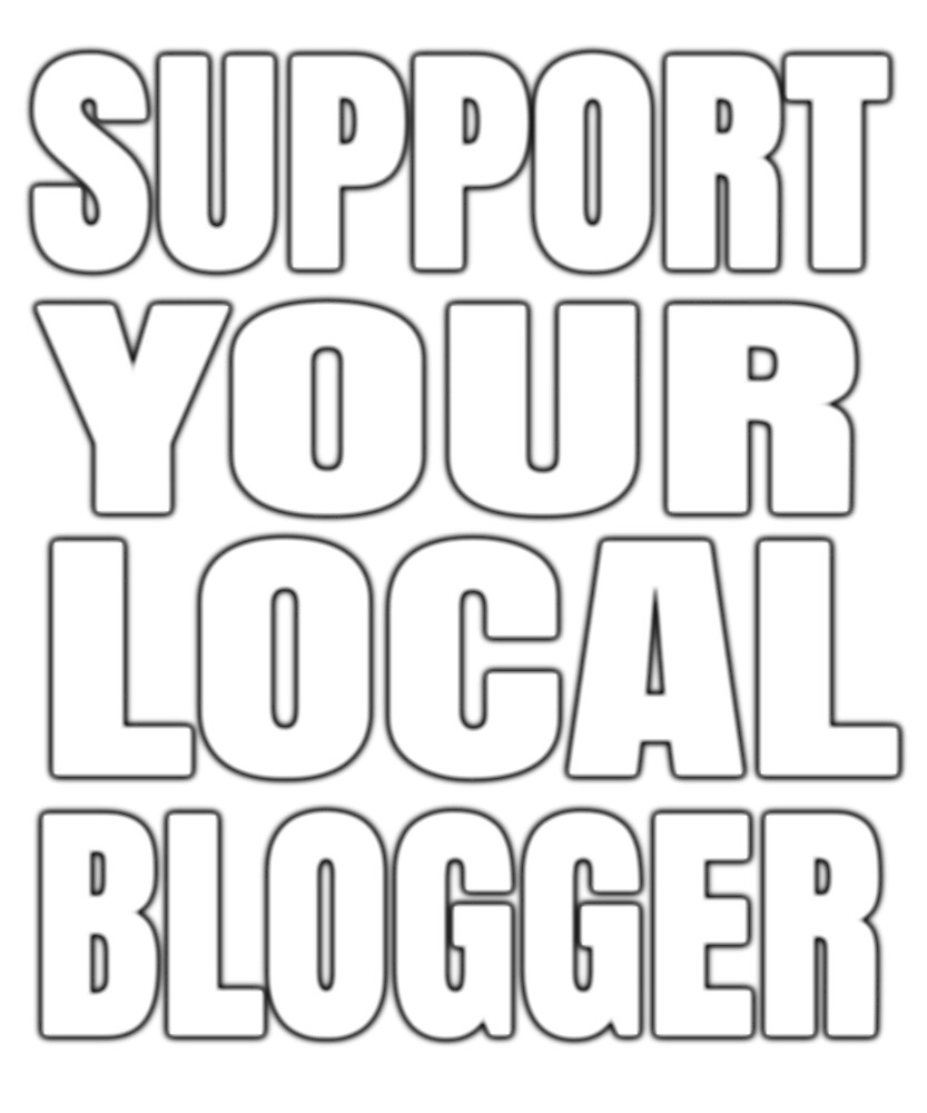 Support Your Local Blogger by Kiwi-Tienda2017