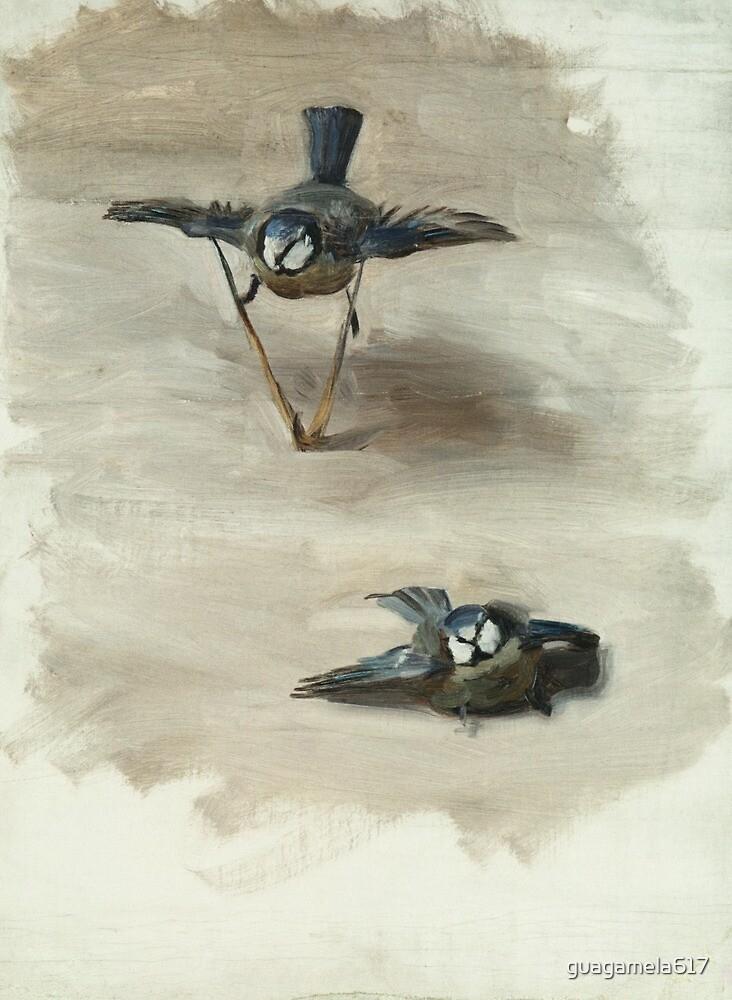 Studies of a Dead Bird by guagamela617