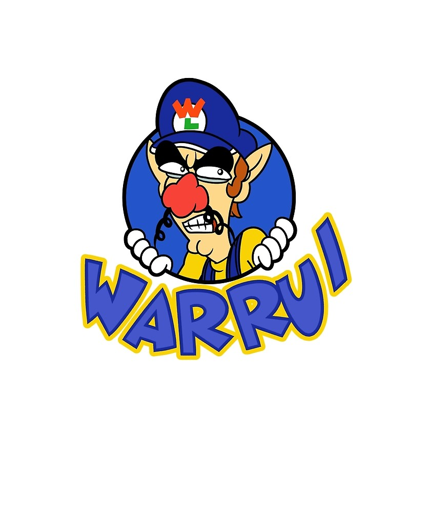 Warrui merch by CosmicTangent
