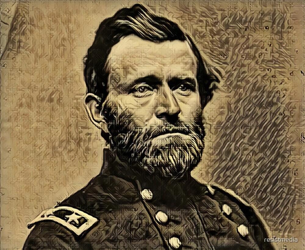 Ulysses S Grant  by resistmedia