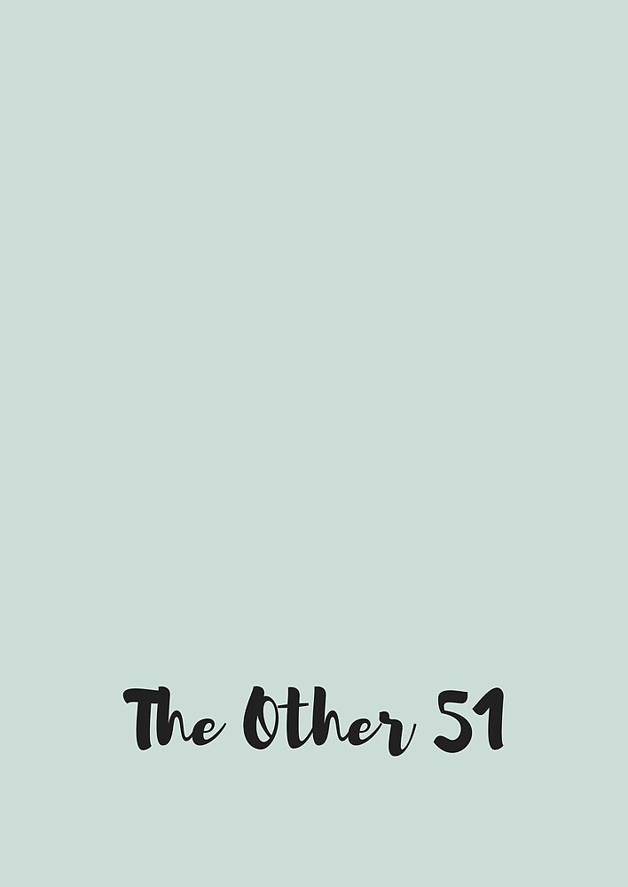 """The Other 51"" notebook by cspancakess"