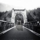 Thou Shall Not Pass by krystynaphoto