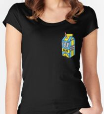 YBN GANG Women's Fitted Scoop T-Shirt