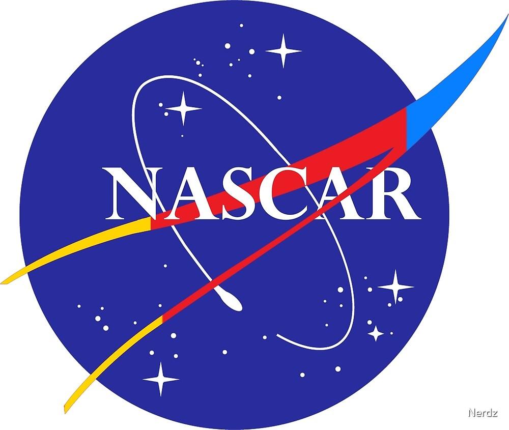 NASCAR/NASA by Nerdz