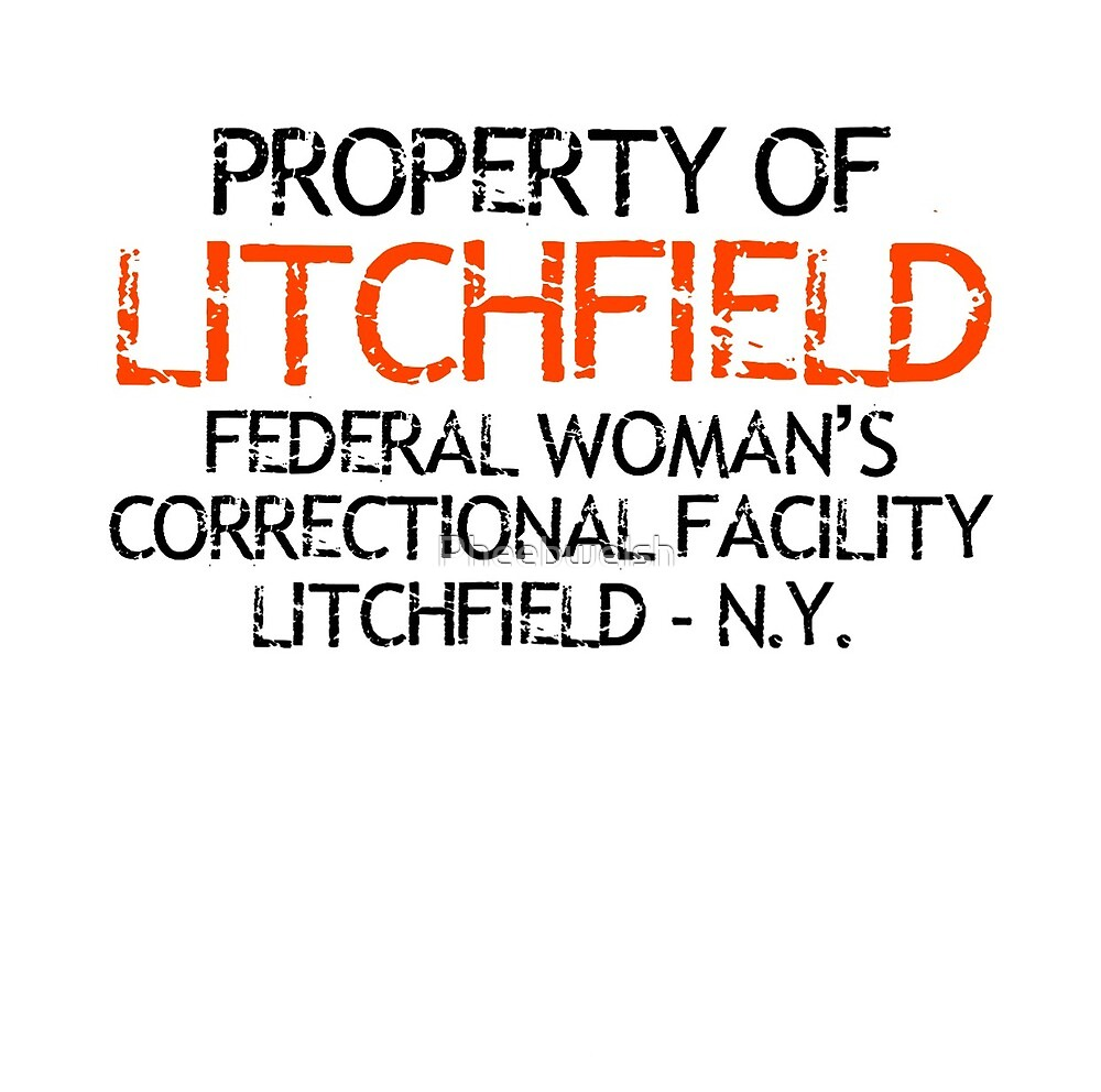 Property of Litchfield by Pheebwelsh